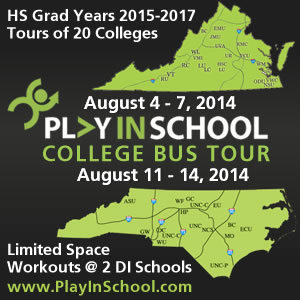 Play In School College Bus Tours