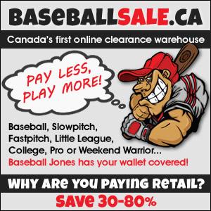 Baseball Sale Canada